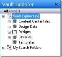 Top Level Folders