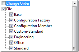 vendor UDP categories