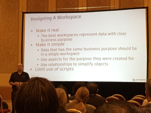 Designing a Workspace Tip